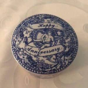 Spode trinket box